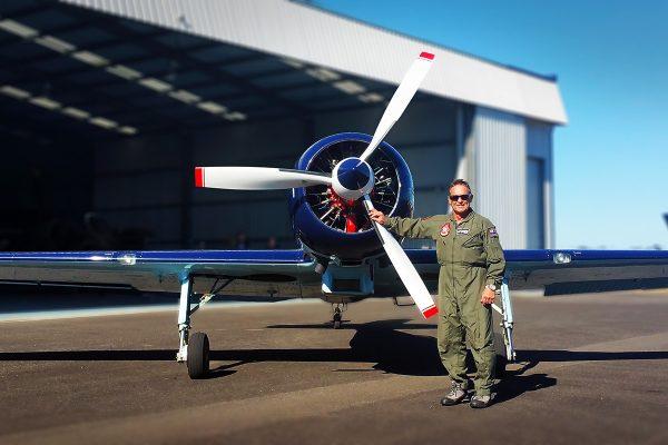 Jet Fighter: YAK 52TW Warbird Adventure Flight, Adrenaline Flight & Scenic Flights