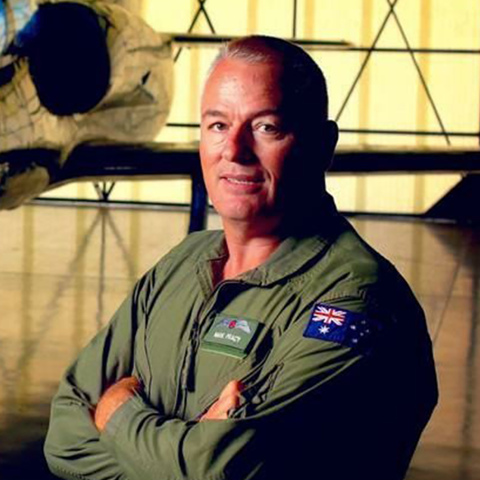 Jet Fighter Pilot: Chief Pilot Mark Pracy