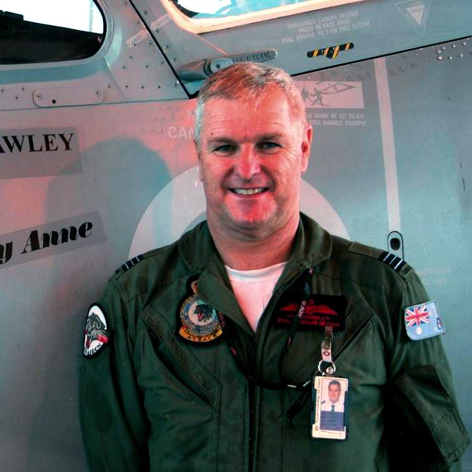 Jet Fighter: Pilot Squadron Leader Phil Frawley. Adventure Flight, Adrenaline Flight & Scenic Flights