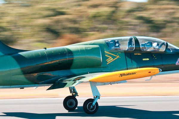 Jet Fighter: L39 Albatros Fighter Jet Adventure Flight, Adrenaline Flight & Scenic Flights
