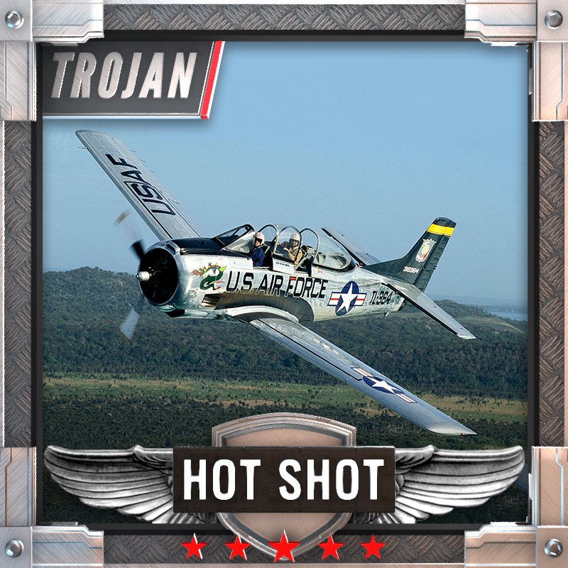 Jet Fighter: Adventure and Adrenaline flights in Australia - TrojanJet Fighter: Adventure and Adrenaline flights in Australia - Trojan