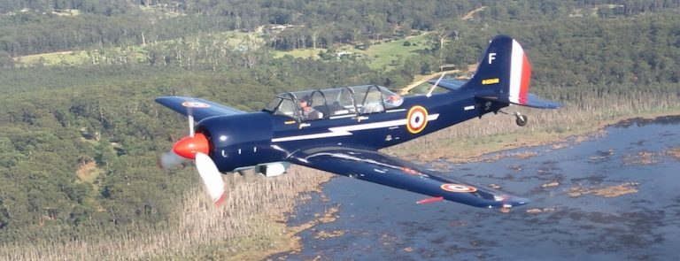 Jet Fighter: YAK 52TW Warbird Adventure Flight, Adrenaline Flight & Scenic Flights