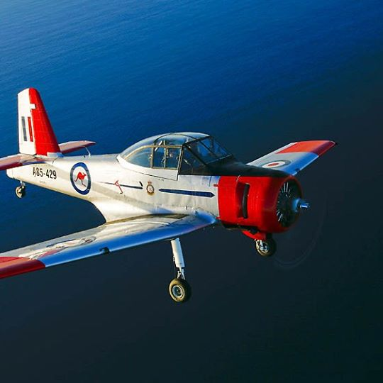 Jet Fighter: Adventure and Adrenaline flights in Australia - TrojanJet Fighter: Adventure and Adrenaline flights in Australia - CA - 25 Winjeel