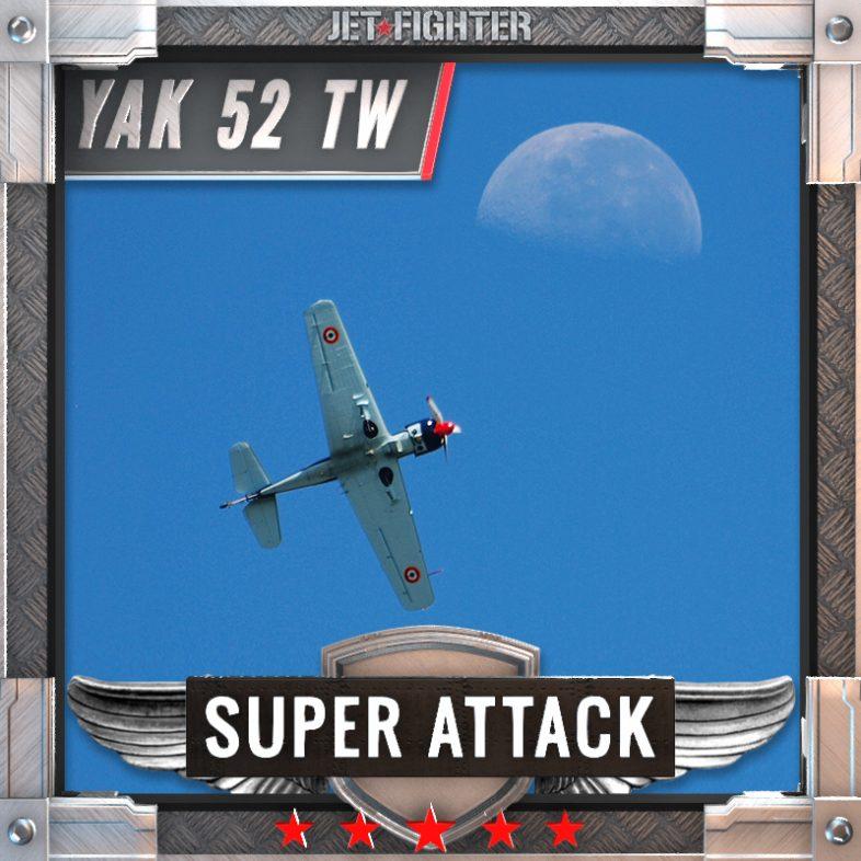 Jet Fighter: Adventure and Adrenaline flights in Australia - TrojanJet Fighter: Adventure and Adrenaline flights in Australia - Yak 52 TW