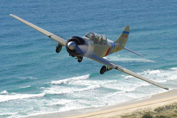 Jet Fighter: Adventure and Adrenaline flights in Australia - Yak 52