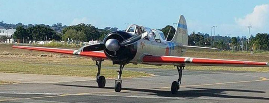 Jet Fighter: Adventure and Adrenaline flights in Australia - Yak 52