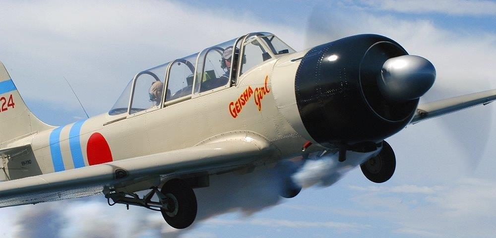 Jet Fighter: Adventure and Adrenaline flights in Australia - TrojanJet Fighter: Adventure and Adrenaline flights in Australia - Yak 52