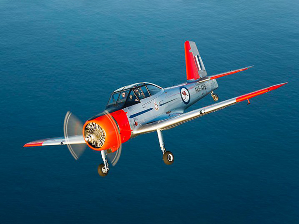 Jet Fighter: Adventure and Adrenaline flights in Australia - CA - 25 Winjeel