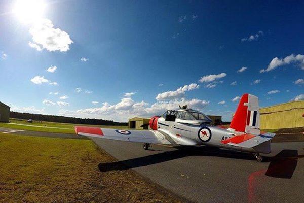 Jet Fighter: Adventure and Adrenaline flights in Australia - CA - 25 Winjeel