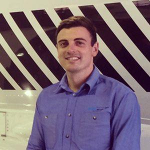 Jet Fighter: Senior Line Pilot Brenton Skinn