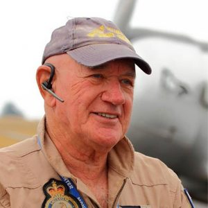 Jet Fighter: Chief Pilot Mike Falls Sr
