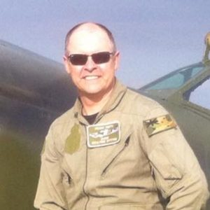 Jet Fighter: Air Transport Pilot Frank Deeth