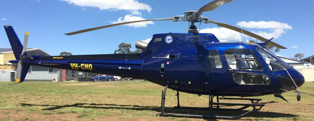 Jet Fighter: Adventure and Adrenaline flights in Australia - Airbus AS350 B2 Squirrel Helicopter