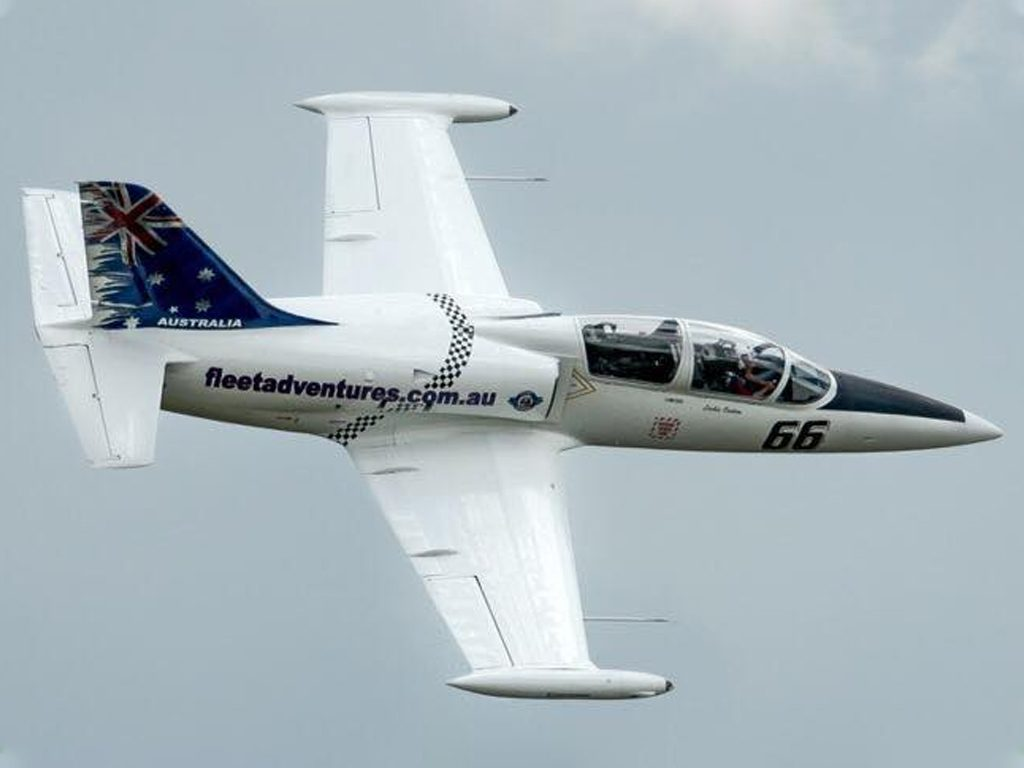 Jet Fighter: Adventure and Adrenaline flights in Australia - L39 Albatros Fighter Jet