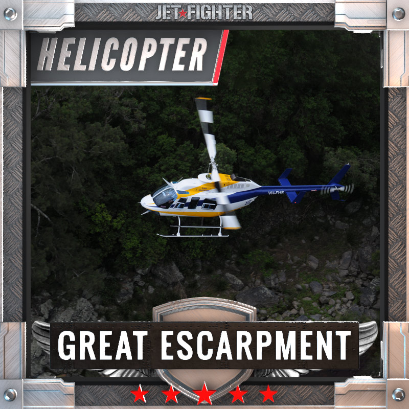 Jet Fighter: Adventure and Adrenaline flights in Australia - Helicopter