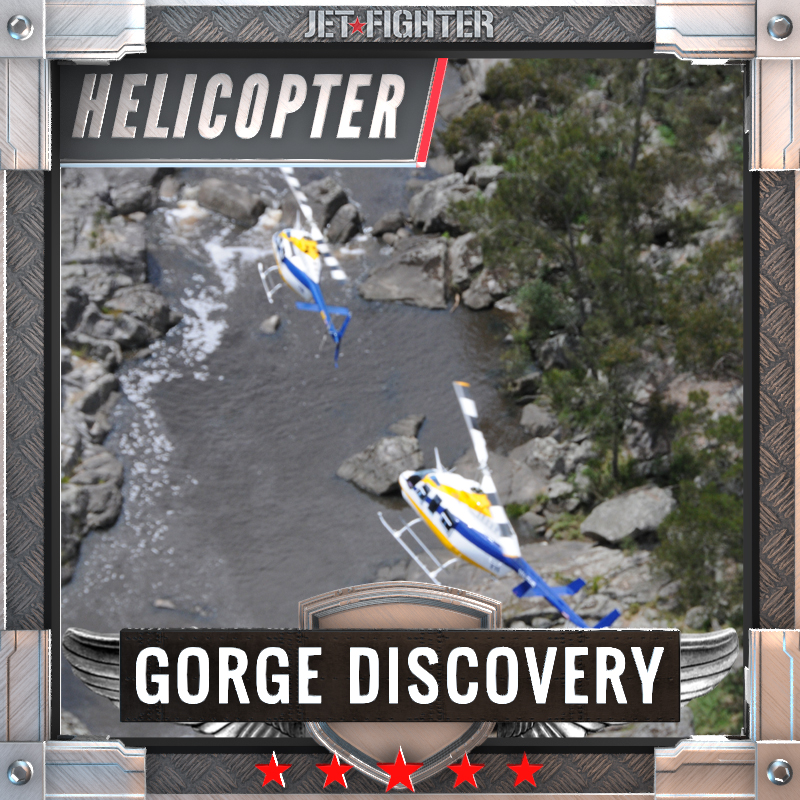Jet Fighter: Adventure and Adrenaline flights in Australia - Helicopter