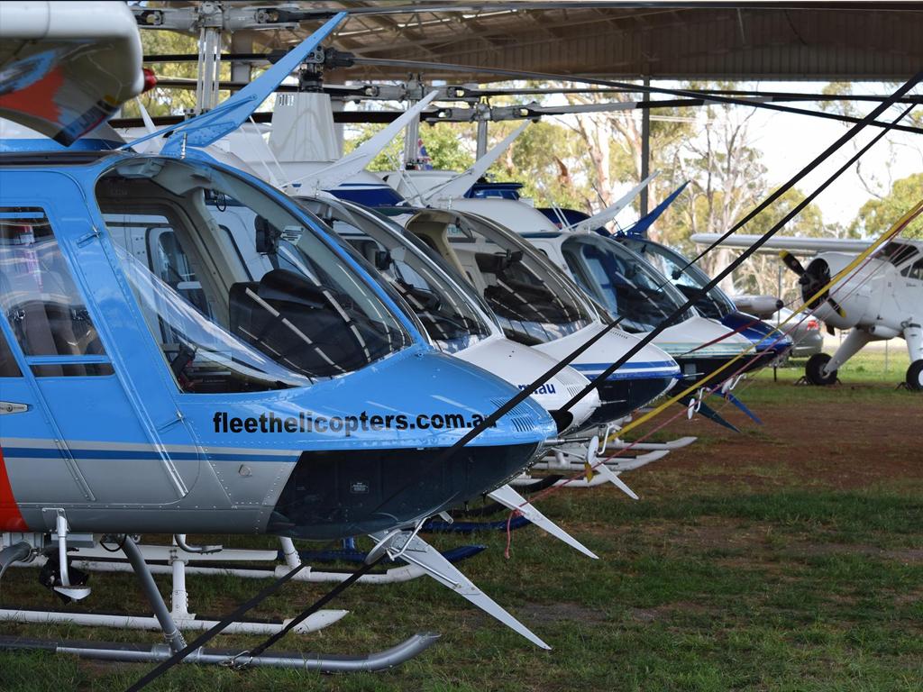 Jet Fighter: Adventure and Adrenaline flights in Australia - Bell B206L LongRanger Helicopter