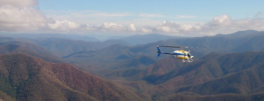 Jet Fighter: Adventure and Adrenaline flights in Australia - Bell B206B3 JetRanger Helicopter