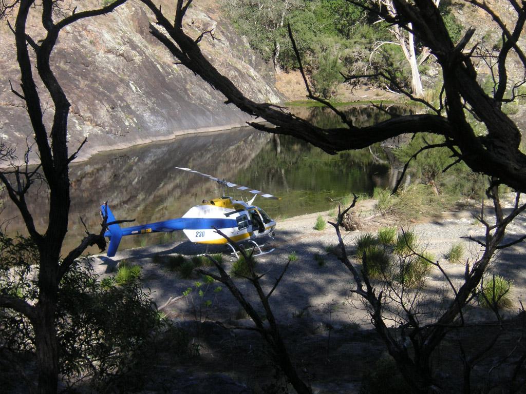 Jet Fighter: Adventure and Adrenaline flights in Australia - Bell B206B3 JetRanger Helicopter